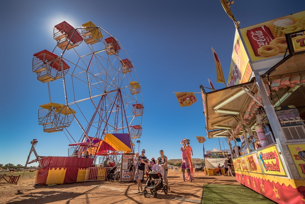 Mount Isa Show Where The Fun Begins